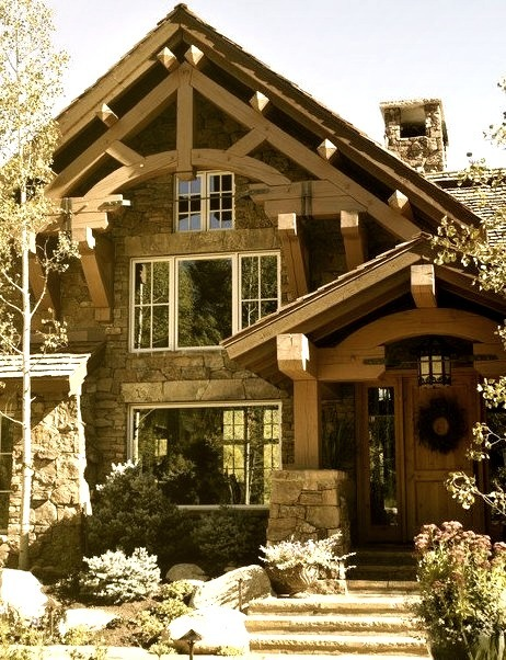 Storm Mountain Ranch House