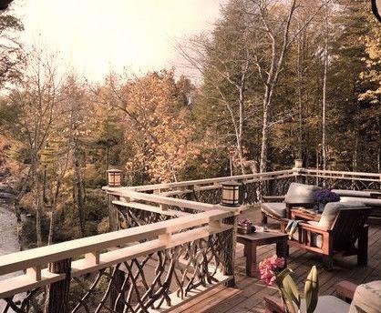 Muxo Home Balcony Highlands Nc