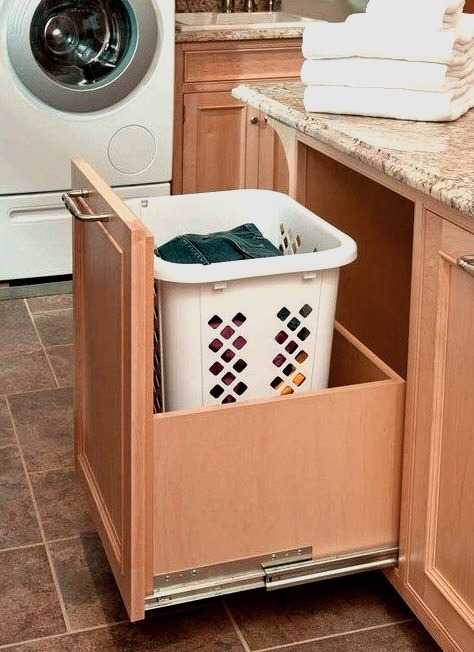 Laundry Mud Room For A Busy Family
